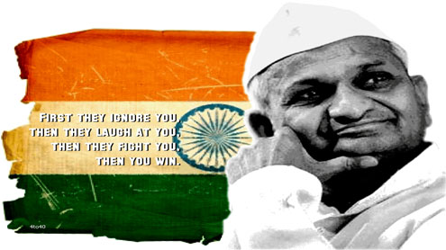 Anna Hazare to sit on dharna at Jantar Mantar on Dec 11