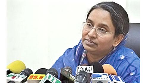 Bangladeshi Foreign Secretary Dipu Moni