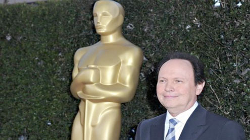 Billy Crystal to host Oscars