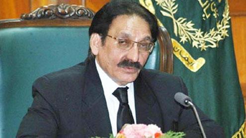 Chief Justice Iftikhar Muhammad Chaudhry