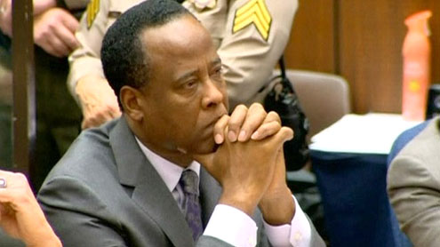 Jackson doctor Conrad Murray sentenced to four years