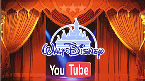Disney offers movie rentals on YouTube