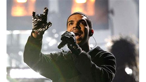 "Drake ""takes care"" of No. 1 on album chart"