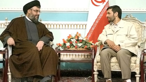 Iran and Lebanon