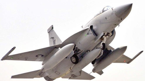 JF 17 Jet crashed in Peshawar : Breaking News