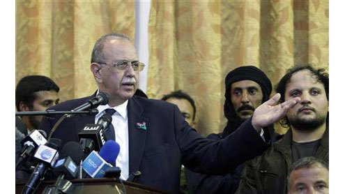 Libyas National Transitional Council