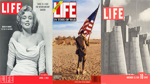 Life magazine chooses best and worst covers to mark 75th anniversary