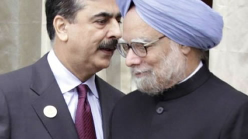 Singh seeks meeting with Gilani in Maldives