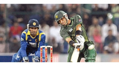 Misbah wraps it up with majestic show
