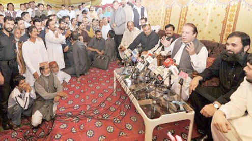 PML-N wants Bahawalpur's old status restored: Nawaz