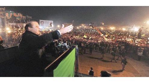 Probe memo or we'll leave assemblies, Nawaz warns govt