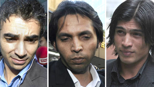 Disgraced Pakistani cricketers seek leniency in sentencing
