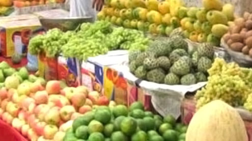 Pakistani fruits, vegetables