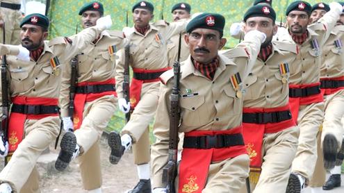Pakistans military