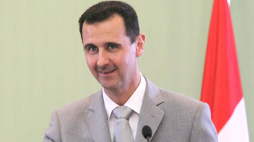 Syria reaches deal with Arab League on unrest