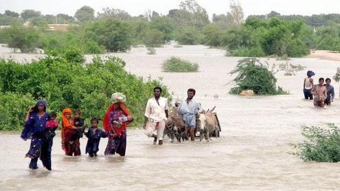 Prevailing crisis in Pakistan