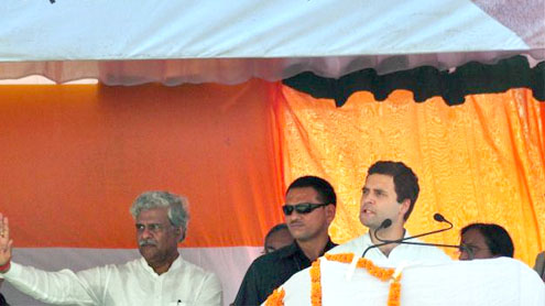 Reticent Rahul Gandhi comes out all guns blazing