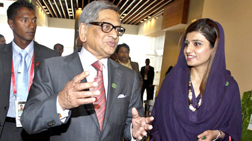 S M Krishna and Hina Rabbani Khar copy