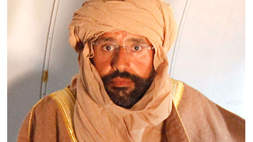 Qaddafi's son betrayed by his own desert guide