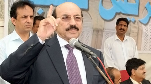 Sindh Jail Minister sacked