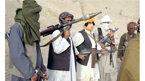 Taliban in peace talks with Government