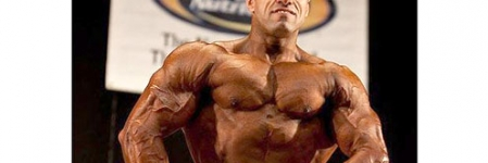 Almutairi entering bodybuilding world records