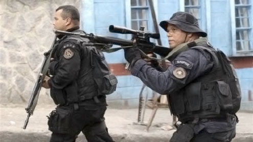 Troops occupy Rio slum