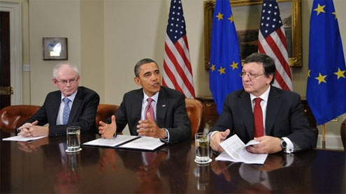 US and EU consider bilateral trade talks