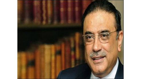 Zardari dissociates from memo controversy