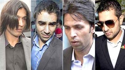 Salman, Asif, Amir, Mazhar get jail terms