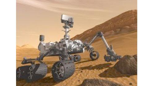 NASA launching 'dream machine' to explore Mars