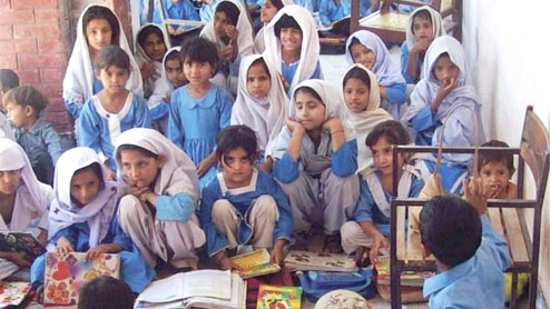 90% of girls in rural Balochistan remain unschooled