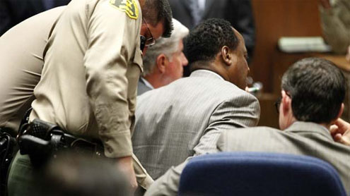 Jackson doctor convicted in star's drug death