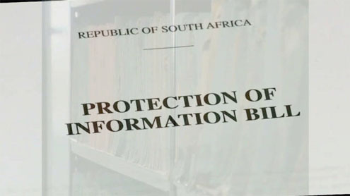 South Africa's assembly passes 'state secrets' law