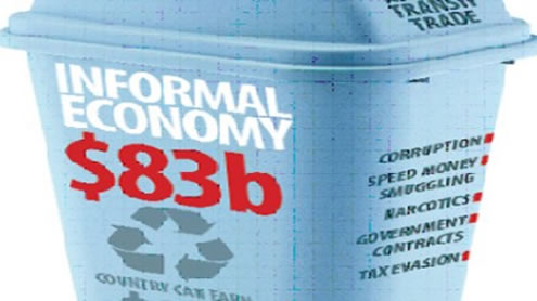 Pakistan's $83 billion informal economy