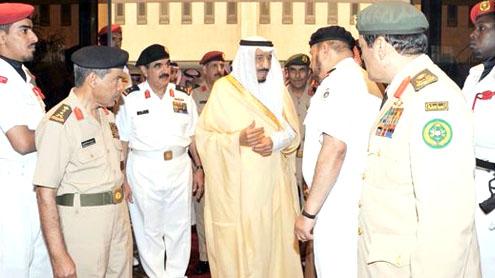 Saudi navy's progress 'remarkable'