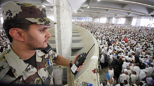 King thanks Naif for Haj plan success