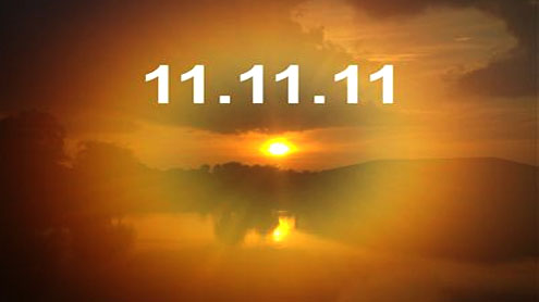 unique occurrence of 11.11.11
