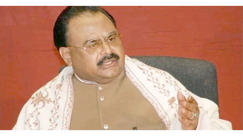 MQM's Sukkur rally to be city's biggest ever: Altaf