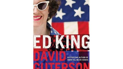 Bad Sex In Fiction: David Guterson's Ed King wins award