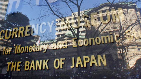 Bank of Japan says businesses are pessimistic