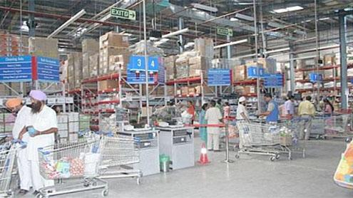 Bharti-Walmart stores
