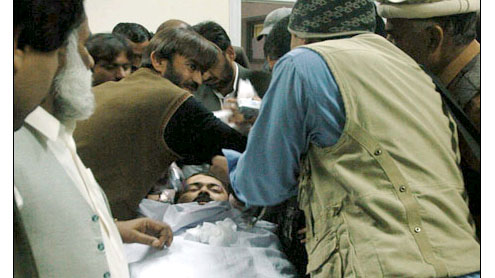 Dr Baqar Shah killed