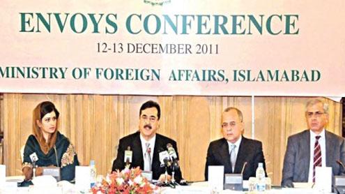 Envoys Conference