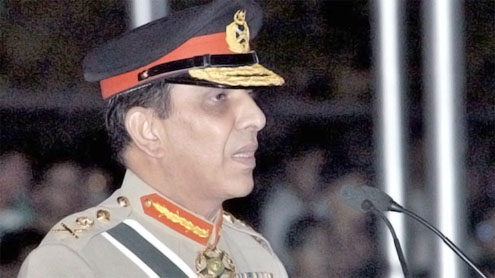 Kayani declares war on Nato aggressors