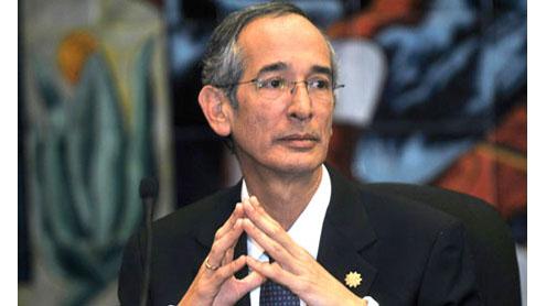 Guatemalan President Colom apologises for 1982 massacre
