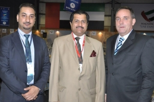 Investment Conf - with the Chairman - Pakistan UAE Business Council