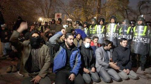 Govt expels Iranian diplomats after embassy attack