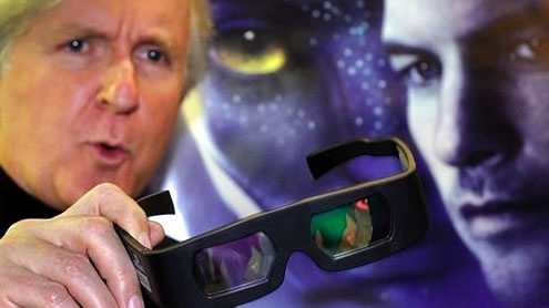 Hollywood still struggling to focus 3D technology