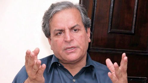 Shifting tides: Javed Hashmi on verge of joining PTI